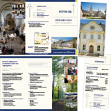 "Faltblatt und Preisliste ""Ekkehard-Haus"""