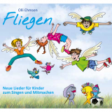 "Kinderlieder-CD ""Fliegen"": Cover"
