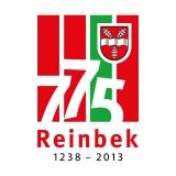 Stadt Reinbek – 775 Jahre-Logo