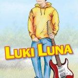 Luki Luna stehend mit E-Gitarre, 2020