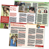"""Magazin """"tierrechte"""" des Bundesverbands Menschen für Tierrechte e.V.:"""