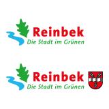 Stadt Reinbek – Logo mit und ohne Wappen