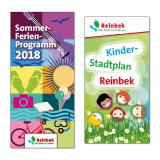 Stadt Reinbek – Sommerferienprogramm, Kinderstadtplan