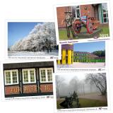 """Kalender 2015 mit Fotos aus dem Fotowettbewerb """"Wentorfer Impressionen"""""""