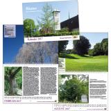 """Kalender 2017 mit Fotos aus dem Fotowettbewerb """"Bäume mit Geschichte(n) in Wentorf"""""""