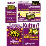 Programmhefte und -broschüren